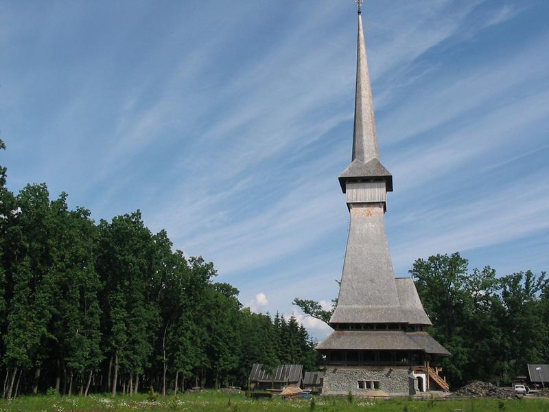 Image result for Biserica de lemn a Manastirii Sapanta-Peri