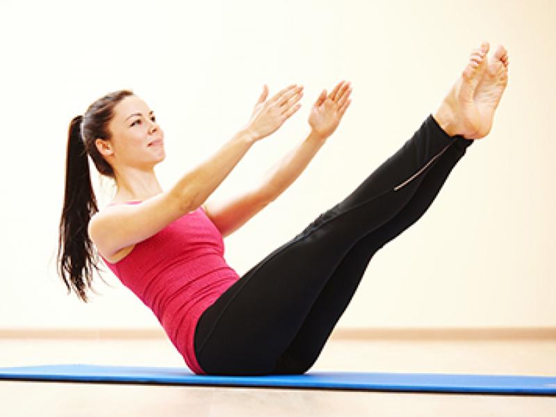 scapa de stres si anxietate cu exercitii pilates